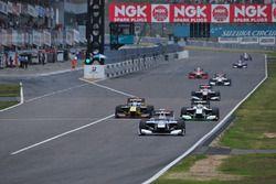 Bertrand Baguette, Nakajima Racing