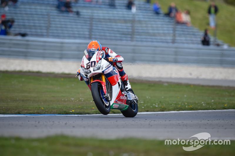 Michael van der Mark – DNF & 3. Platz: