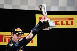 Podium: third place Daniil Kvyat, Red Bull Racing