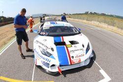 Omar Galbiati, Antonelli Motorsport, Lamborghini Huracan