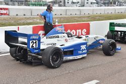 Jorge Cevallos will return to the seat of his #21 JDC Motorsports Pro Mazda at Barber Motorsports Park this weekend