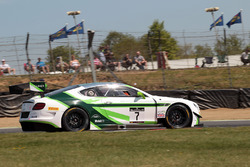 #7 Bentley Team M-Sport Bentley Continental GT3: Steven Kane, Vincent Abril
