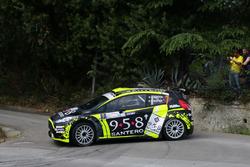 Andrea Nucita, Giuseppe Nucita, Ford Fiesta R R5