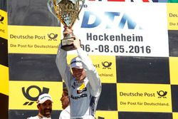 Подиум: победитель - Пол ди Реста, Mercedes-AMG Team HWA, Mercedes-AMG C63 DTM