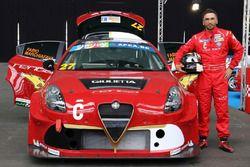 Fabio Marchiafava, Alfa Romeo Giulieta TCR