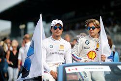 Bruno Spengler, BMW Team MTEK, BMW M4 DTM and Augusto Farfus, BMW Team MTEK, BMW M4 DTM