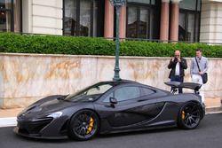 Jenson Button - McLaren P1