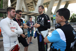 Pepe Oriola, SEAT León, Team Craft-Bamboo LUKOIL and Dusan Borkovic, Seat Leon, B3 Racing Team Hunga