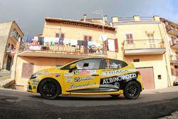 Kevin Gilardoni, Corrado Bonato, Renault Clio R R3T #12