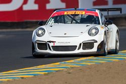 #35 Flying Lizard Motorsports Porsche 911 GT3 Cup: Mike Hedlund