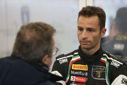 #19 GRT Grasser Racing Team, Lamborghini Huracan GT3: Andrea Piccini