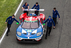 Экипаж #66 Ford Chip Ganassi Racing Ford GT