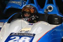 #28 IDEC Sport Racing Ligier JSP2 Judd: Інес Теттанжер