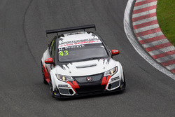 Harald Proczyk, WestCoast Racing, Honda Civic TCR