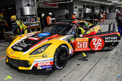 #50 Larbre Competition Corvette C7.R: Рікі Тейлор, Ютака Ямагісі, П'єрр Раг
