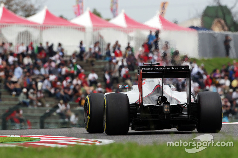 7. Romain Grosjean, Haas F1 Team VF-16