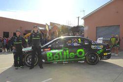 Mark Winterbottom y Dean Canto, Prodrive Racing Australia Ford