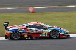 #51 AF Corse Ferrari 488 GTE: Джанмария Бруни, Джеймс Каладо