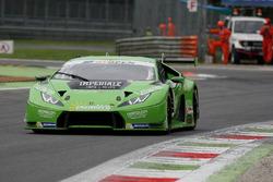 #23 Imperiale Racing Lamborghini Huracan GT3: Vito Postiglione, Simone Pellegrinelli