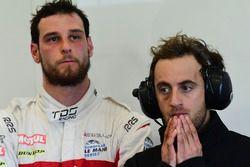 #46 Thiriet by TDS Racing, Oreca 05 - Nissan: Pierre Thiriet, Mathias Beche