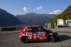 Corrado Peloso, Paolo Carrucciu, Suzuki Swift R1B