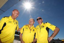 Frederic Vasseur, directeur Renault Sport F1 Team