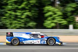 #47 KCMG Oreca 05 Nissan: Tsugio Matsuda, Matt Howson, Richard Bradley