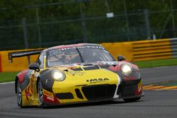#76 IMSA Performance, Porsche 911 GT3 R: Maxime Jousse, Thierry Cornac, Raymond Narac