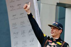 Le deuxième Max Verstappen, Red Bull Racing
