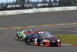 #4 Belgian Audi Club Team WRT, Audi R8 LMS Ultra: Dries Vanthoor, Nico Müller