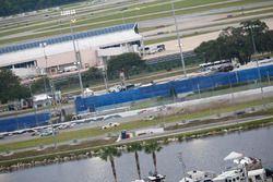 Austin Dillon, Richard Childress Racing Chevrolet, crash