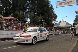 Rocco Errichetti, Peugeot 106