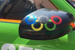Arnage Racing logo juegos olímpicos