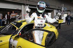 Polesitter #86 AMG-Team HTP Motorsport, Mercedes-AMG GT3: Maximilian Götz