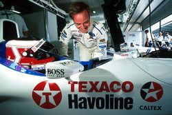 Jan Magnussen, Rubens Barrichello, Stewart Grand Prix Ford SF-1