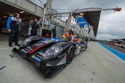 #84 OAK Racing SRT 41 Morgan LMP2: Frédéric Sausset, Christophe Tinseau