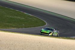 #32 StileF Squadra Corse Ferrari 458: Andreas Segler