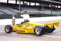 1. Al Unser, Penske Racing, March-Cosworth