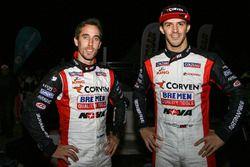 Matias Rossi, Donto Racing Chevrolet ed Esteban Guerrieri