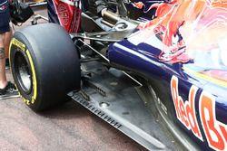 Détails de la Scuderia Toro Rosso STR11
