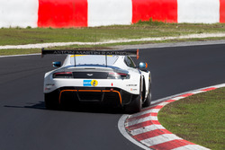 #27 Aston Martin Racing, Aston Martin Vantage GT3: Jonny Adam, Fernando Rees, Mathias Lauda, Richie Stanaway