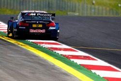 Ganador de la pole Marco Wittmann, BMW Team RMG, BMW M4 DTM