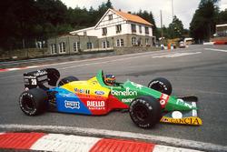 Тьерри Бутсен, Benetton Ford