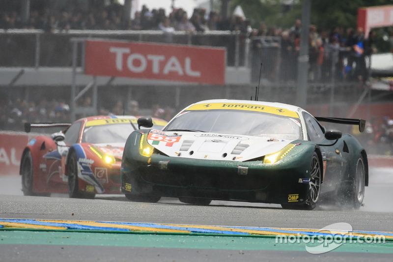 43rd: #55 AF Corse Ferrari 458 Italia: Duncan Cameron, Matt Griffin, Aaron Scott
