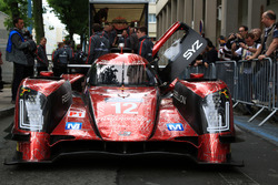 #12 Rebellion Racing Rebellion R-One AER