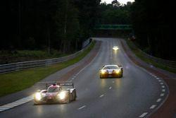 #43 RGR Sport by Morand Ligier JSP2 Nissan : Ricardo Gonzalez, Filipe Albuquerque, Bruno Senna