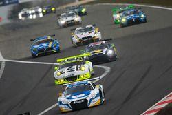 Frank Stippler, Anders Fjordbach, Audi Team Phoenix, Audi R8 LMS