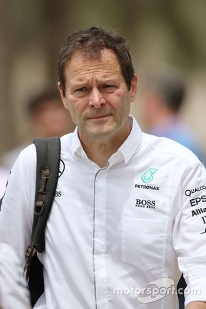 Aldo Costa, Mercedes AMG F1 Engineering Director