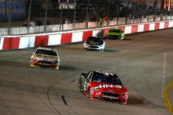 Kurt Busch, Stewart-Haas Racing Ford, Clint Bowyer, Stewart-Haas Racing Ford
