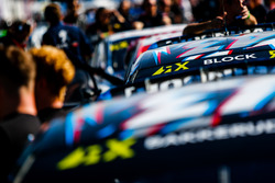 Détail de la voiture de Ken Block, Hoonigan Racing Division, Ford Focus RSRX